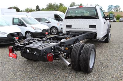 2020 Ford F-550 Regular Cab DRW 4x2, Cab Chassis #E9257 - photo 7