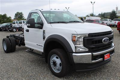 2020 Ford F-550 Regular Cab DRW 4x2, Cab Chassis #E9257 - photo 22