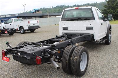 2020 Ford F-550 Regular Cab DRW 4x2, Cab Chassis #E9257 - photo 25