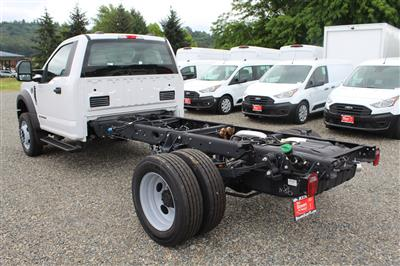 2020 Ford F-550 Regular Cab DRW 4x2, Cab Chassis #E9257 - photo 27