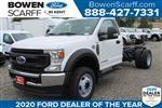 2020 Ford F-550 Regular Cab DRW 4x2, Cab Chassis #E9257 - photo 40