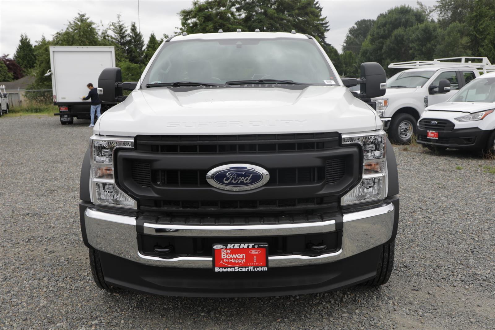2020 Ford F-450 Regular Cab DRW 4x2, Cab Chassis #E9260 - photo 3