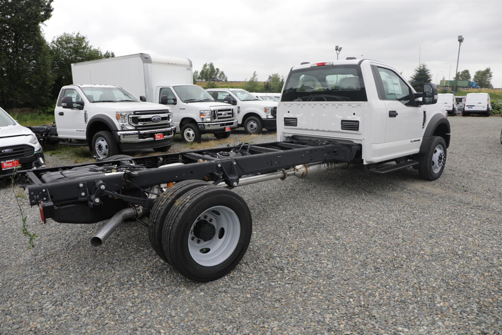 2020 Ford F-450 Regular Cab DRW 4x2, Cab Chassis #E9260 - photo 6
