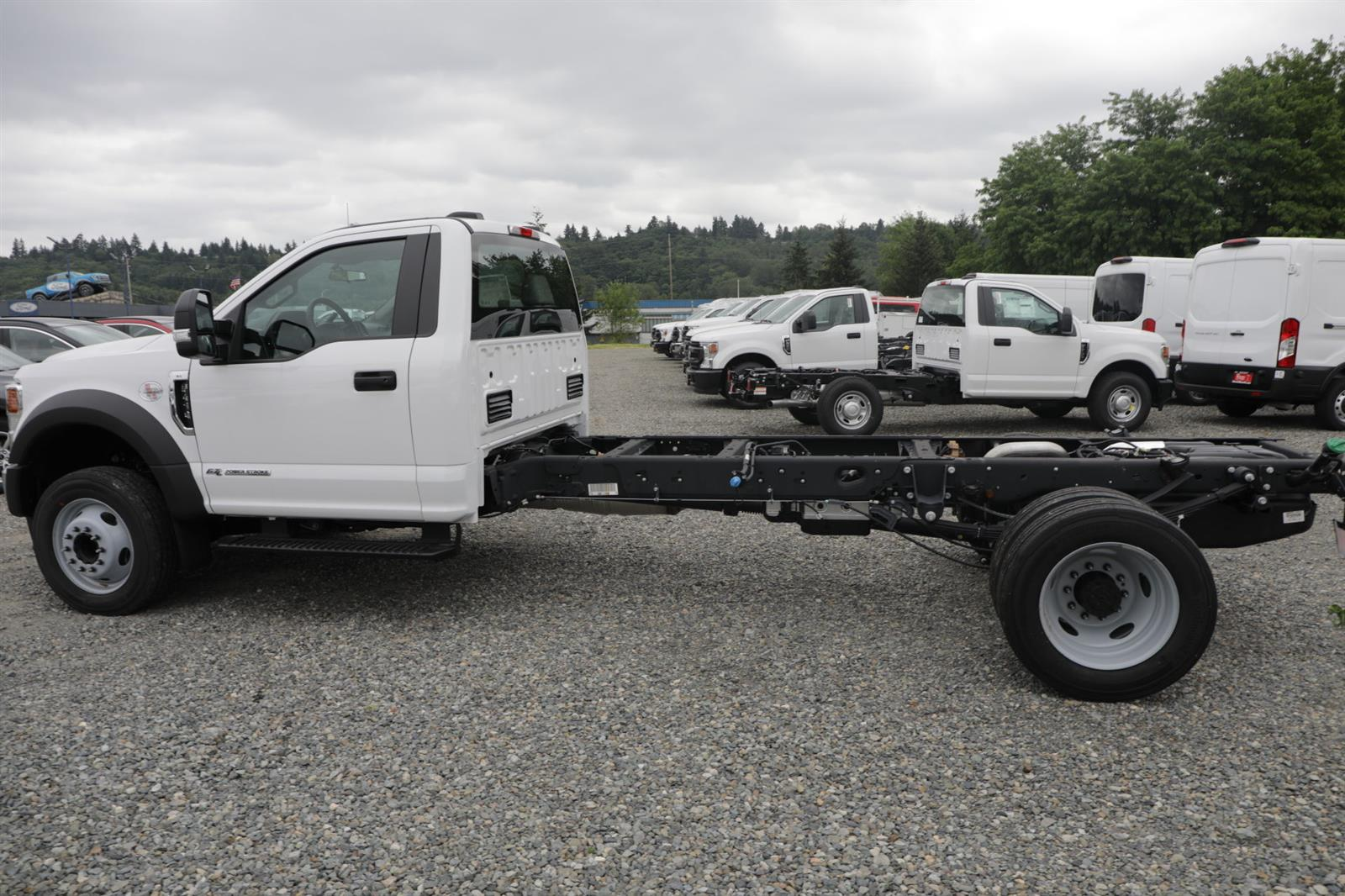2020 Ford F-450 Regular Cab DRW 4x2, Cab Chassis #E9260 - photo 8