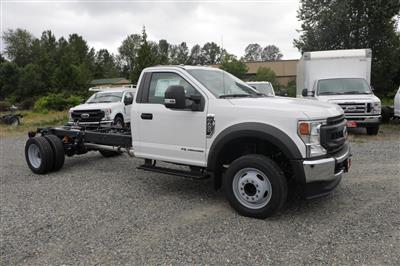 2020 Ford F-450 Regular Cab DRW 4x2, Cab Chassis #E9260 - photo 4