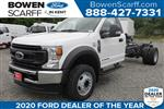 2020 Ford F-450 Regular Cab DRW 4x2, Cab Chassis #E9260 - photo 1
