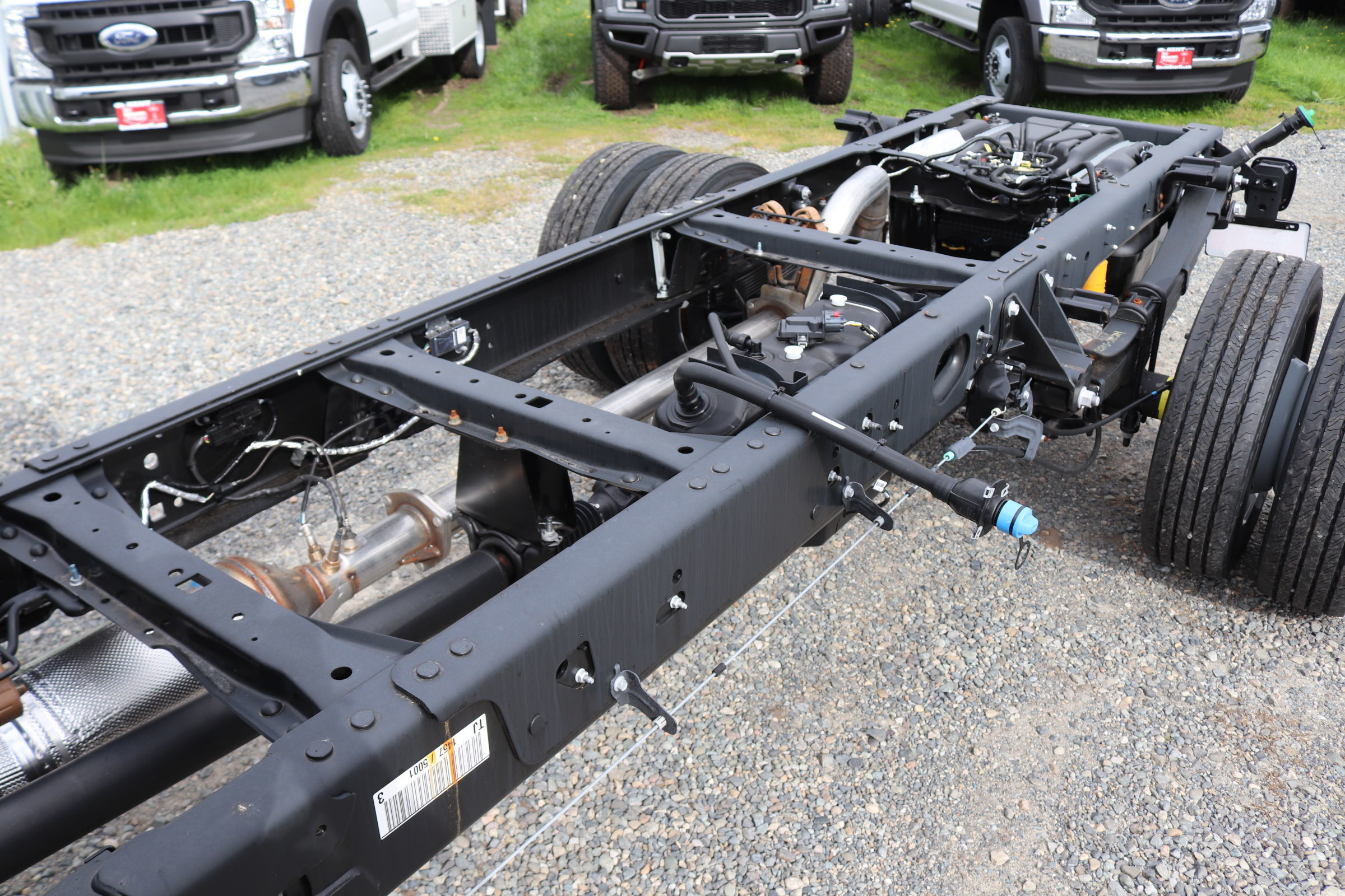 2020 Ford F-450 Regular Cab DRW 4x2, Cab Chassis #E9261 - photo 9