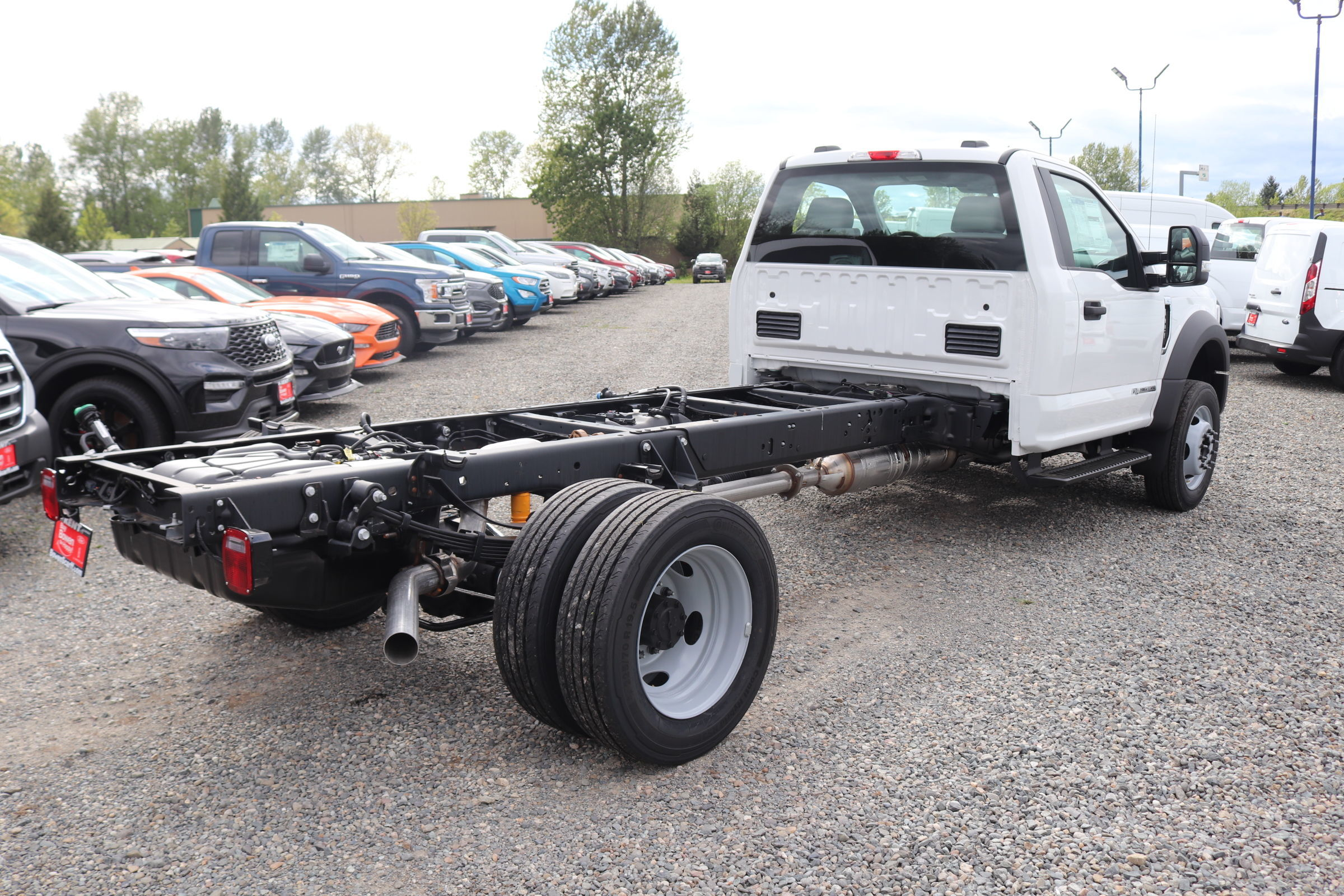 2020 Ford F-450 Regular Cab DRW 4x2, Cab Chassis #E9261 - photo 6