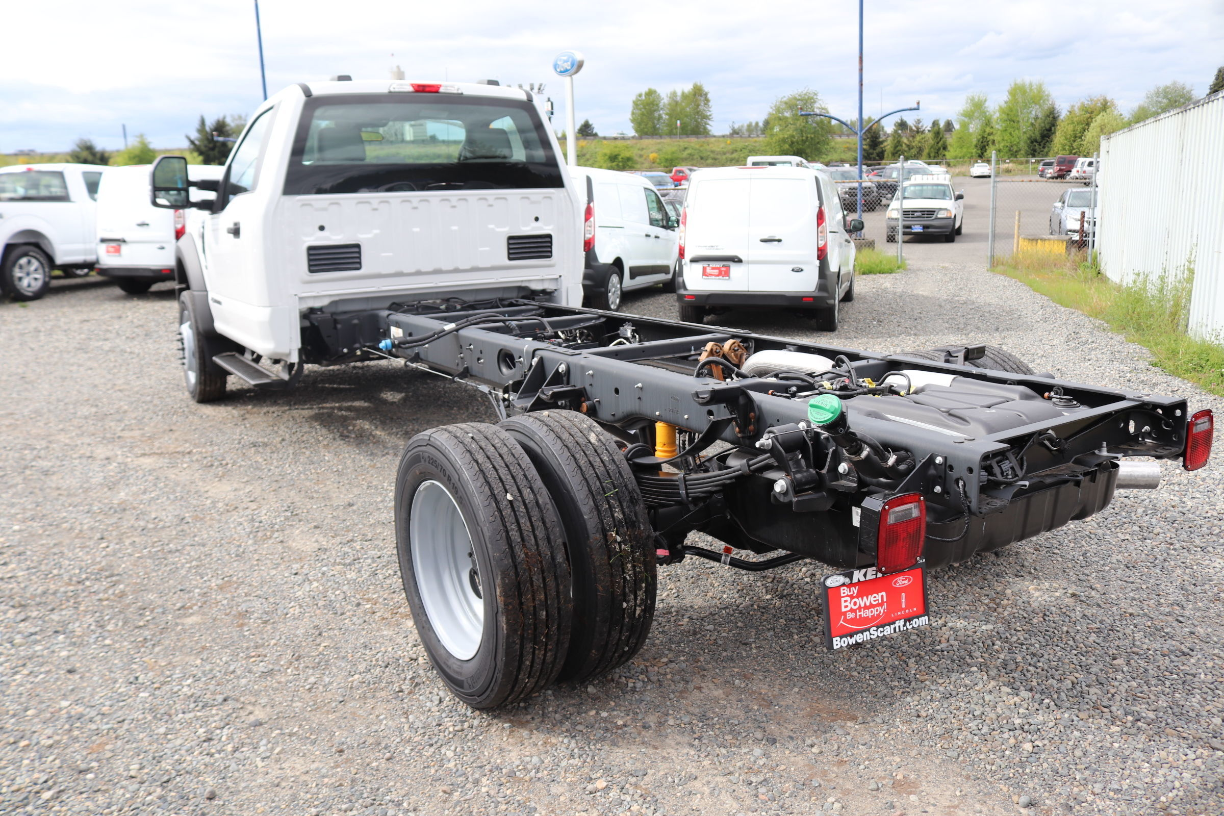 2020 Ford F-450 Regular Cab DRW 4x2, Cab Chassis #E9261 - photo 2