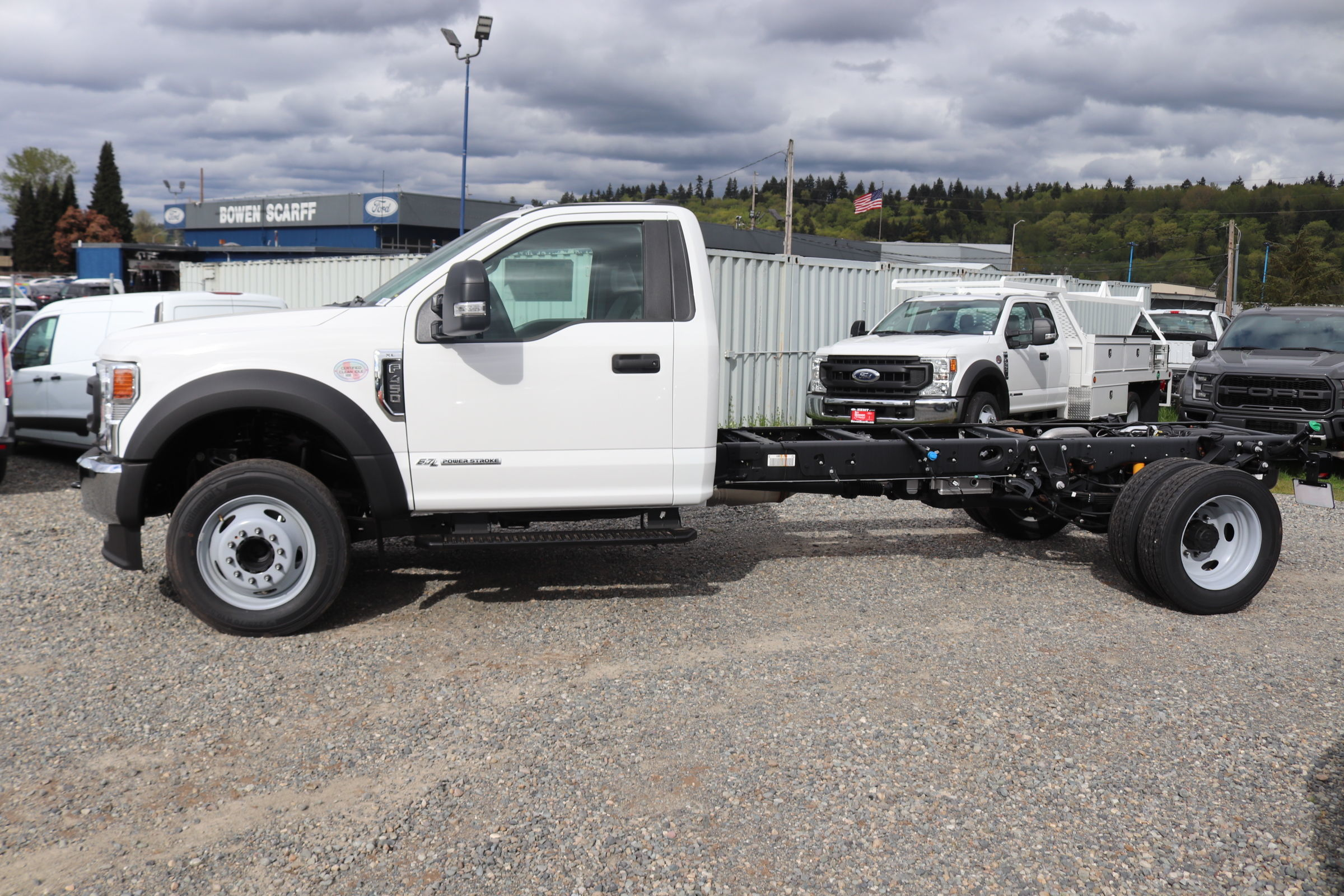 2020 Ford F-450 Regular Cab DRW 4x2, Cab Chassis #E9261 - photo 8