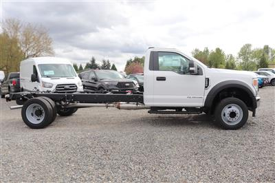 2020 Ford F-450 Regular Cab DRW 4x2, Cab Chassis #E9261 - photo 5
