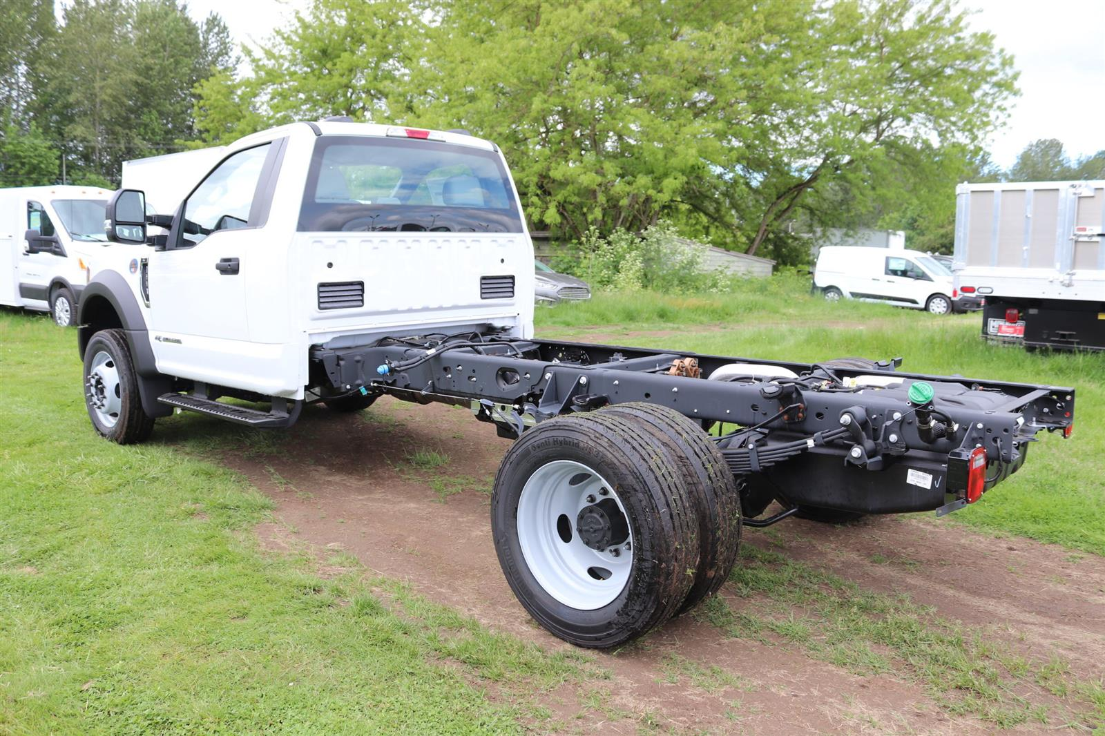 2020 F-550 Regular Cab DRW 4x4, Cab Chassis #E9263 - photo 2