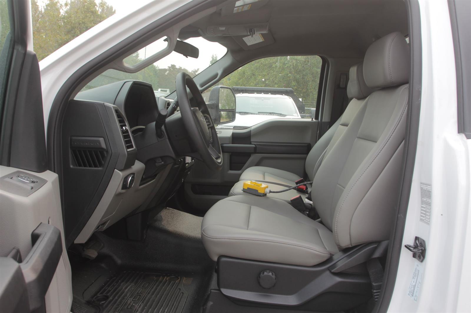 2020 Ford F-550 Regular Cab DRW 4x4, Independent Dealer Accessories Platform Body #E9263 - photo 14