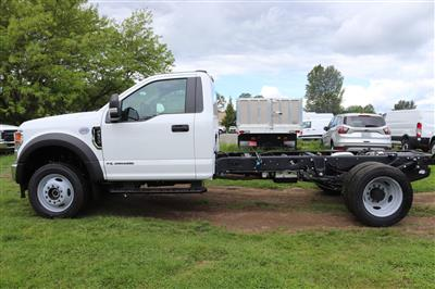 2020 F-550 Regular Cab DRW 4x4, Cab Chassis #E9263 - photo 8