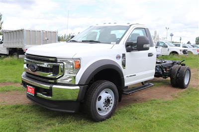 2020 F-550 Regular Cab DRW 4x4, Cab Chassis #E9263 - photo 1