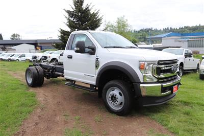 2020 F-550 Regular Cab DRW 4x4, Cab Chassis #E9263 - photo 4