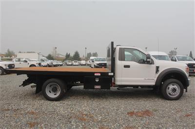 2020 Ford F-550 Regular Cab DRW 4x4, Independent Dealer Accessories Platform Body #E9263 - photo 5