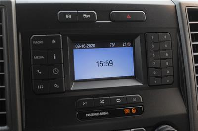 2020 Ford F-550 Regular Cab DRW 4x4, Independent Dealer Accessories Platform Body #E9263 - photo 17