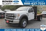 2020 Ford F-550 Regular Cab DRW 4x4, Independent Dealer Accessories Platform Body #E9263 - photo 1