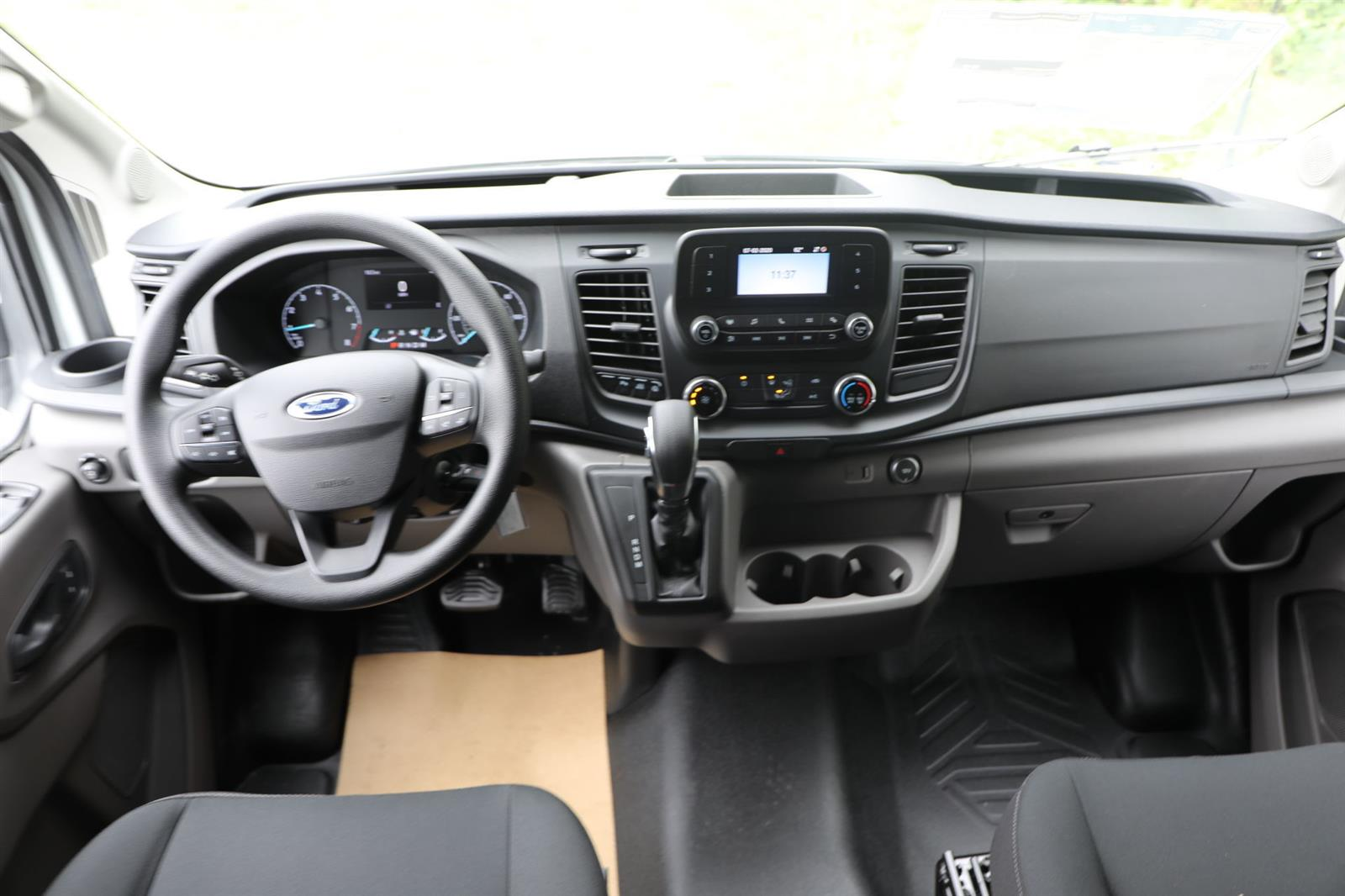 2020 Ford Transit 250 Med Roof RWD, Empty Cargo Van #E9273 - photo 14