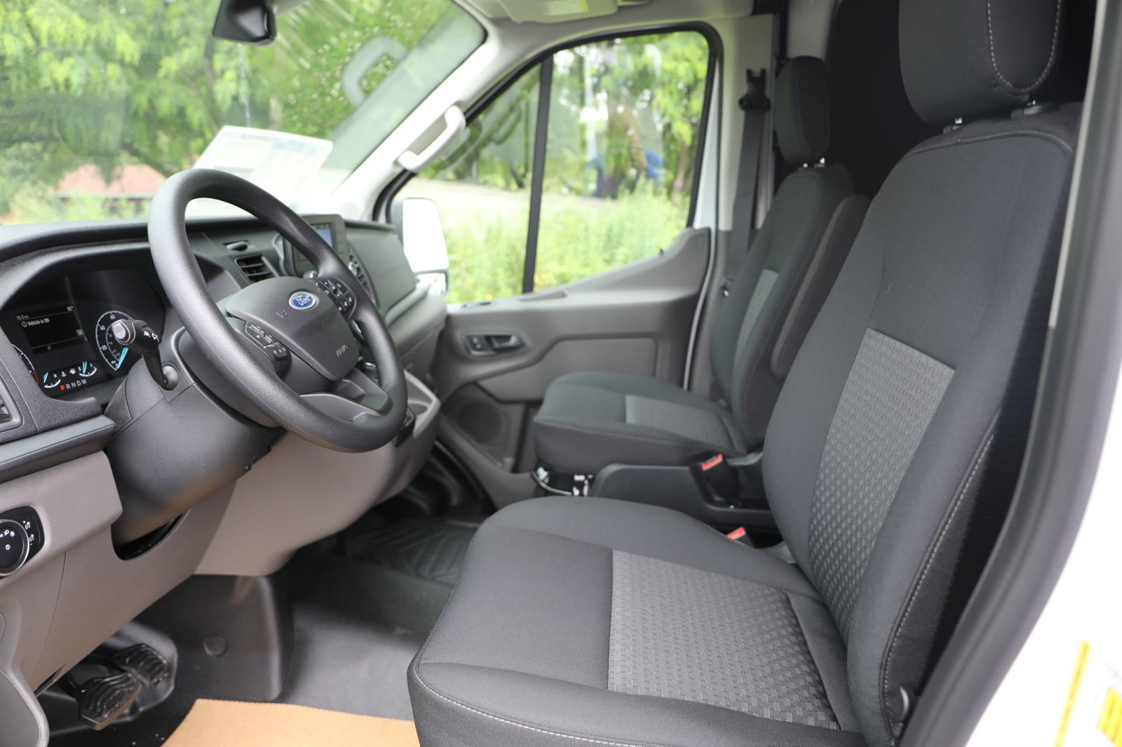 2020 Ford Transit 250 Med Roof RWD, Empty Cargo Van #E9273 - photo 15