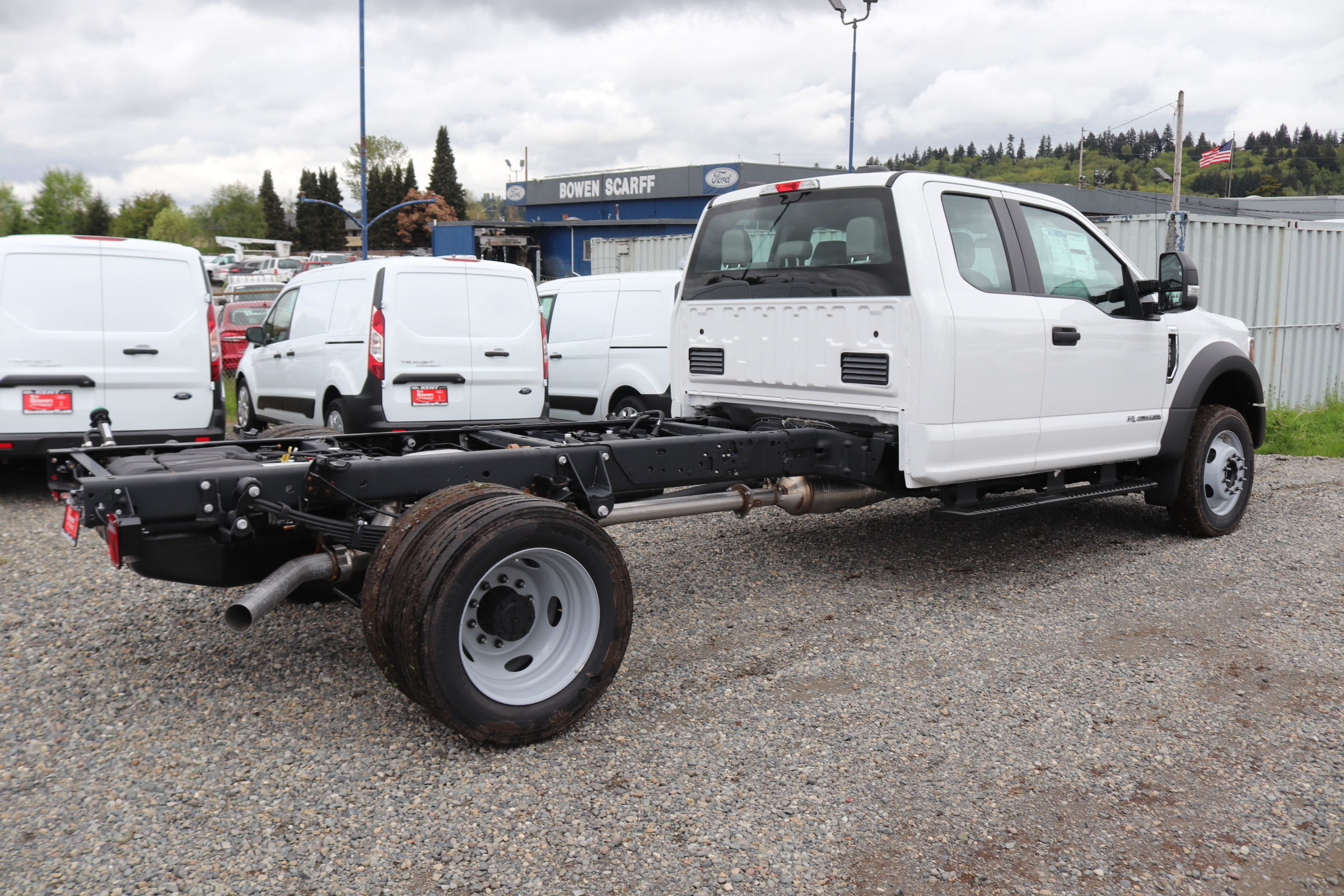 2020 Ford F-550 Super Cab DRW 4x4, Scelzi SEC Combo Body #E9275 - photo 7