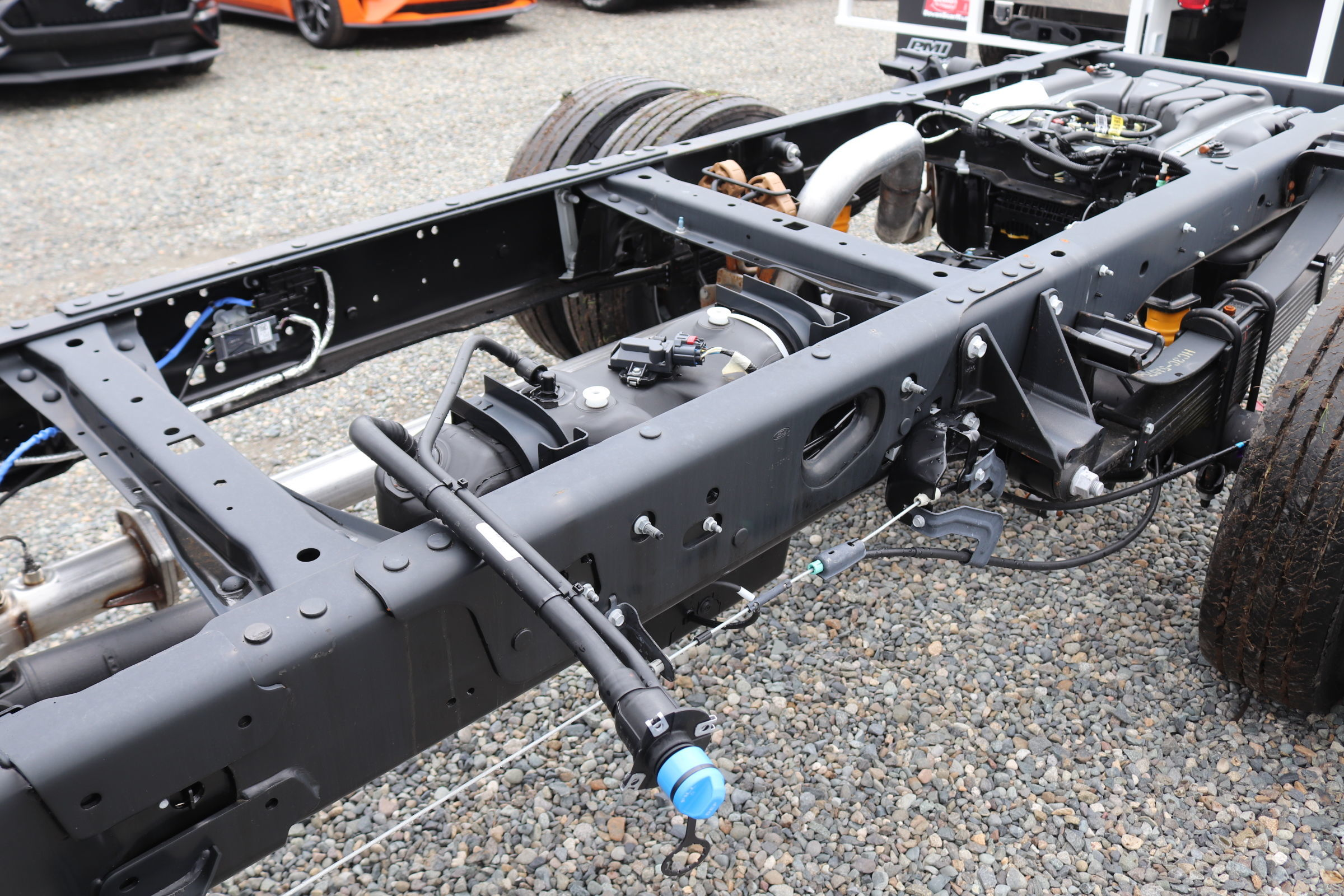 2020 Ford F-550 Super Cab DRW 4x4, Scelzi SEC Combo Body #E9275 - photo 10
