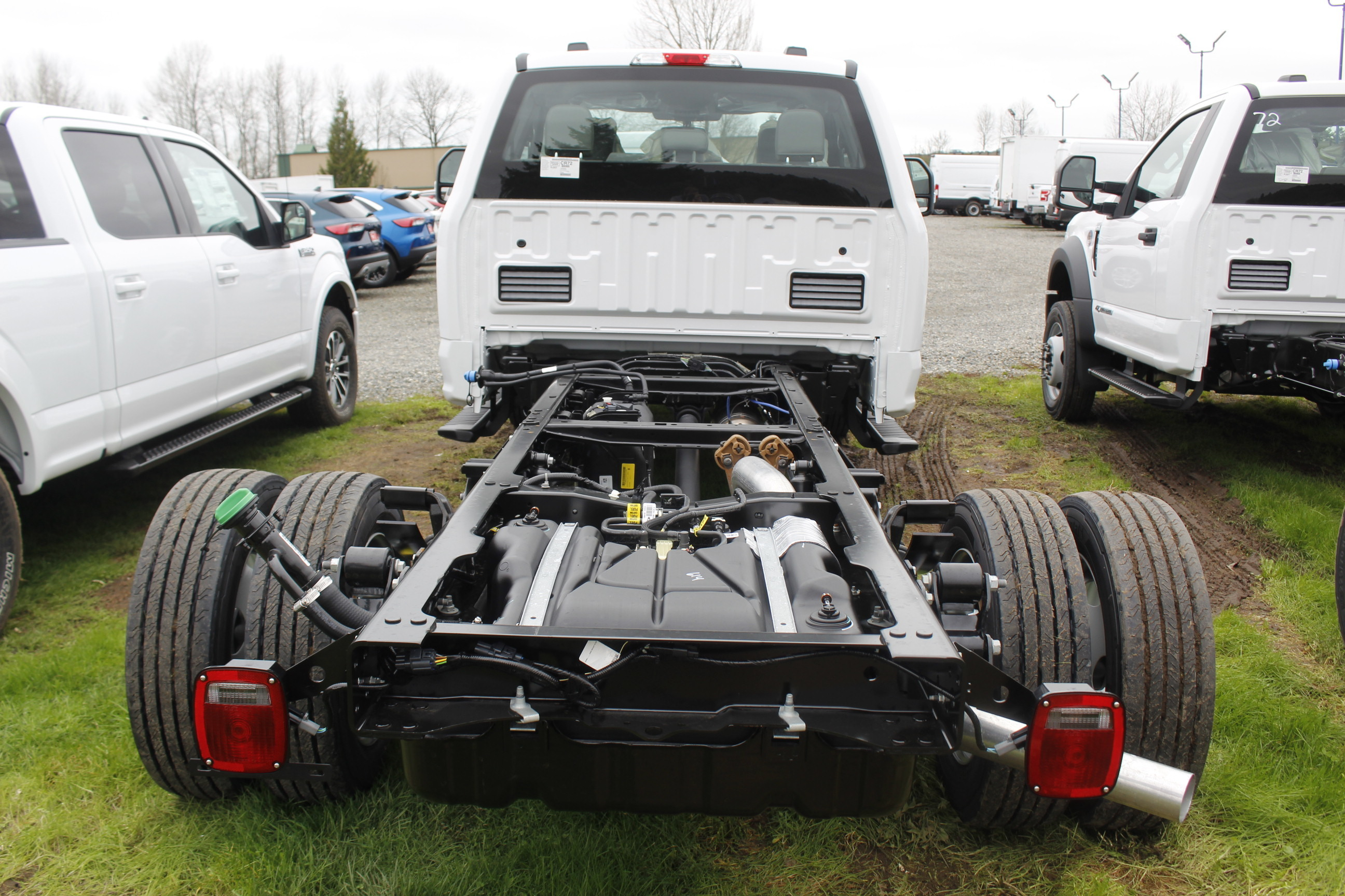 2020 F-550 Super Cab DRW 4x4, Cab Chassis #E9275 - photo 2