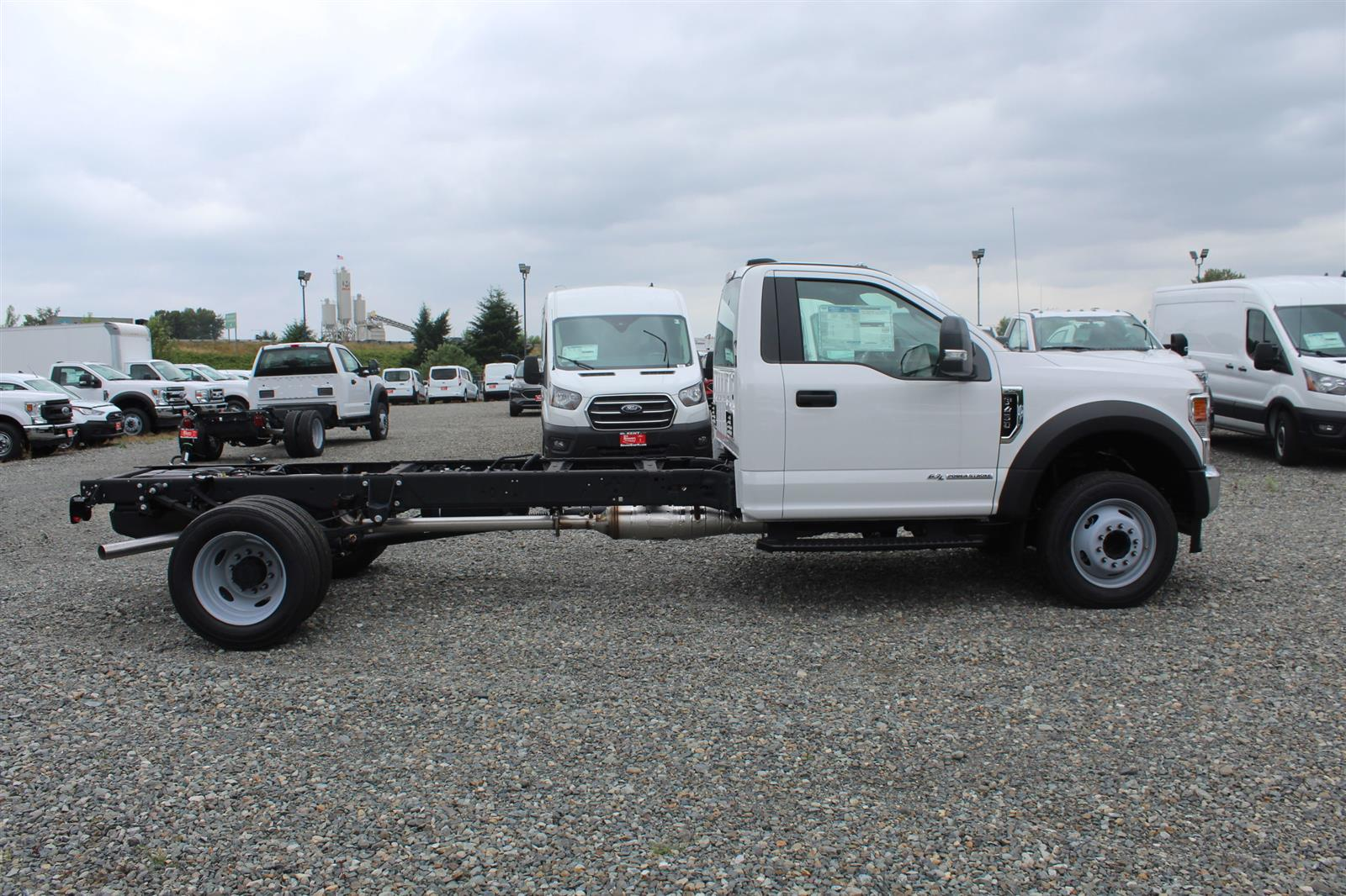 2020 Ford F-450 Regular Cab DRW 4x2, Cab Chassis #E9277 - photo 6