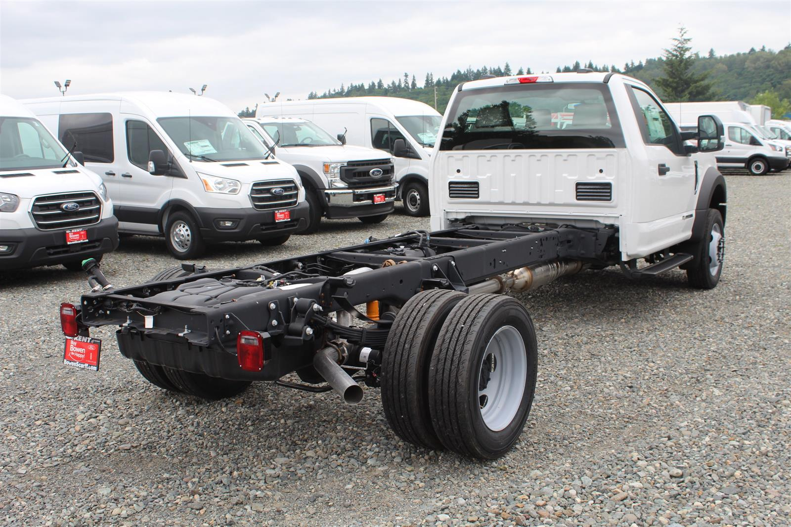 2020 Ford F-450 Regular Cab DRW 4x2, Cab Chassis #E9277 - photo 7
