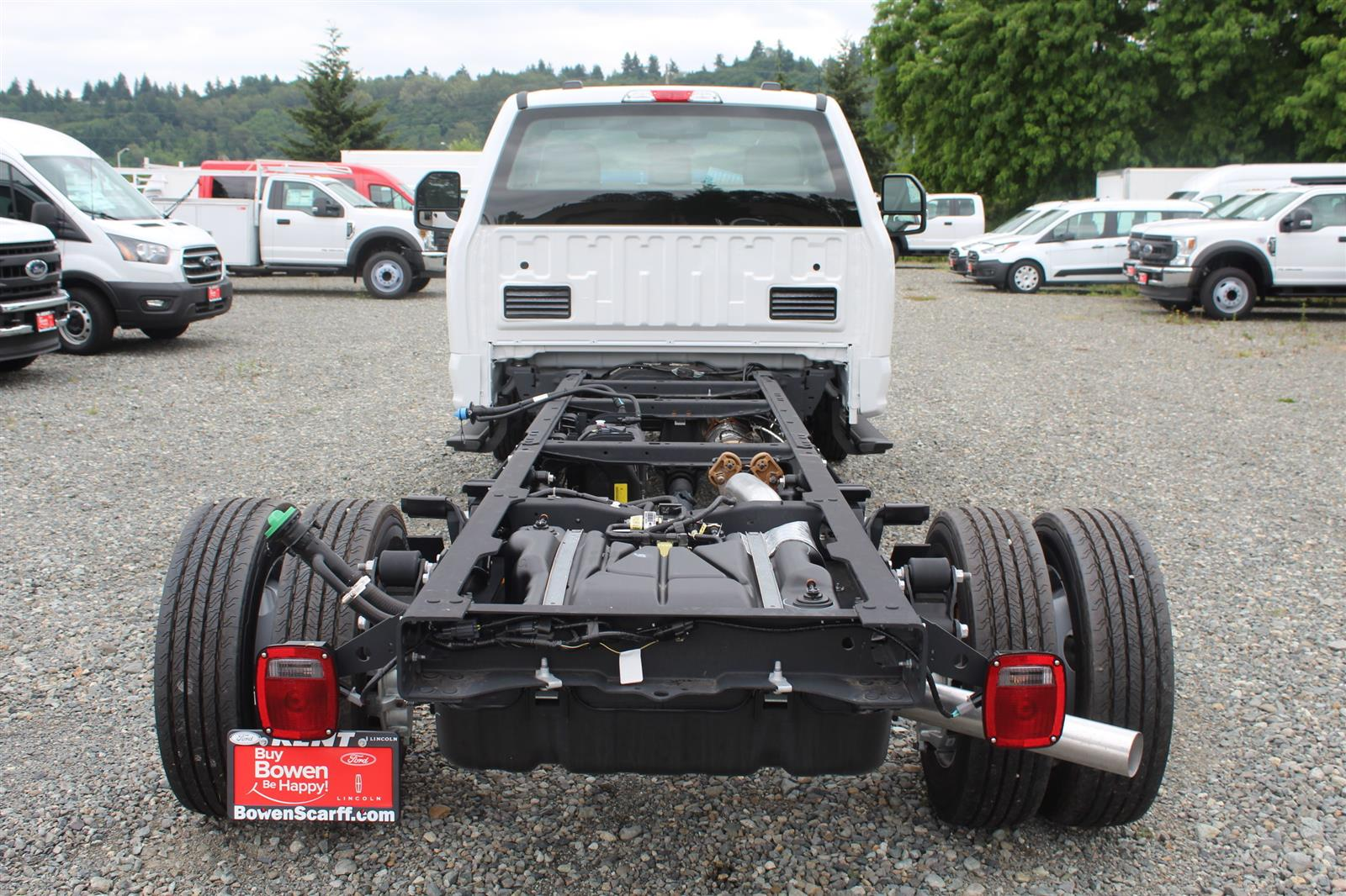 2020 Ford F-450 Regular Cab DRW 4x2, Cab Chassis #E9277 - photo 8