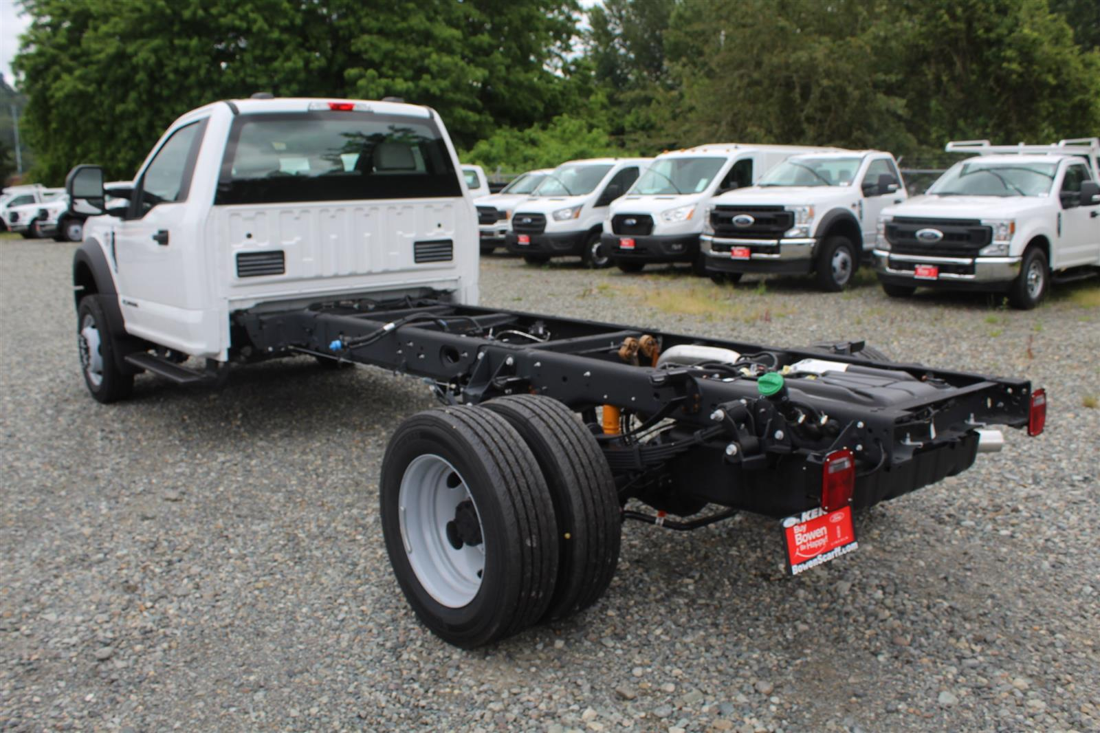 2020 Ford F-450 Regular Cab DRW 4x2, Cab Chassis #E9277 - photo 2