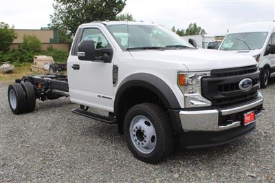 2020 Ford F-450 Regular Cab DRW 4x2, Cab Chassis #E9277 - photo 4