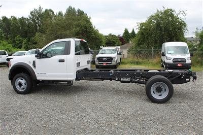 2020 Ford F-450 Regular Cab DRW 4x2, Cab Chassis #E9277 - photo 9