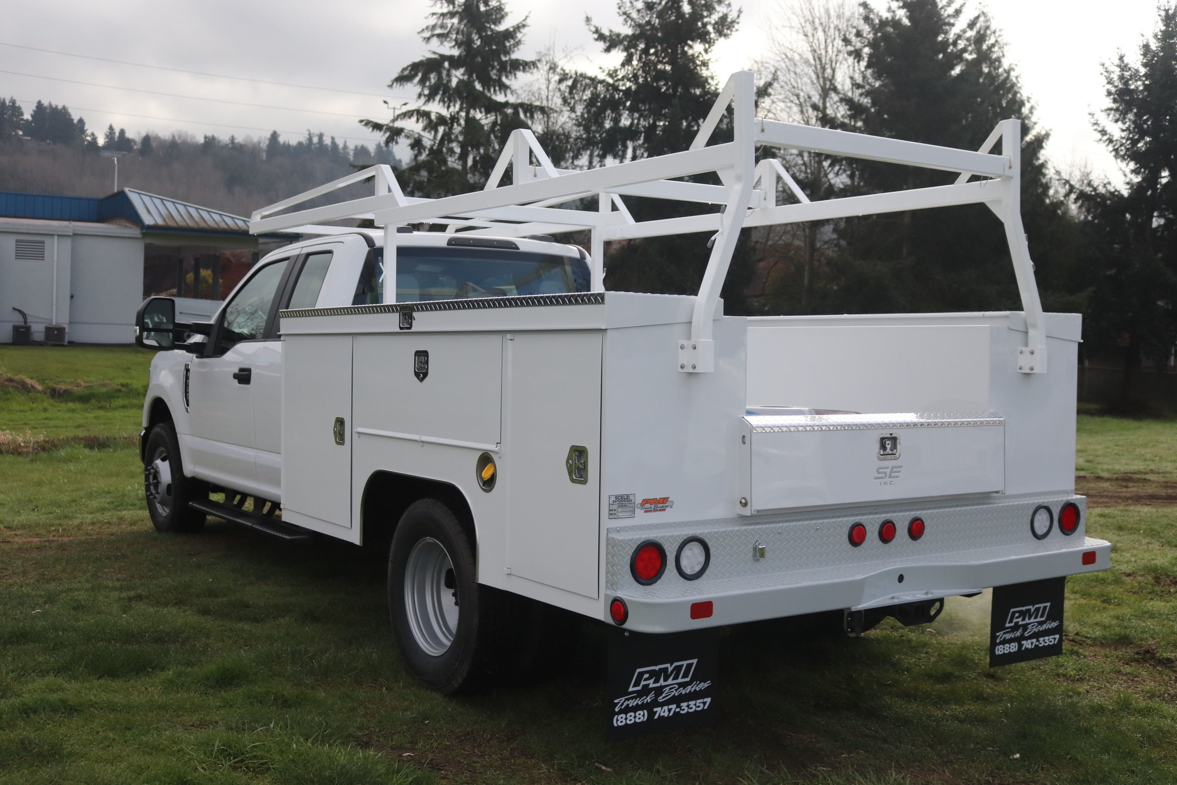 2020 F-350 Super Cab DRW 4x2, Scelzi Service Body #E9282 - photo 2
