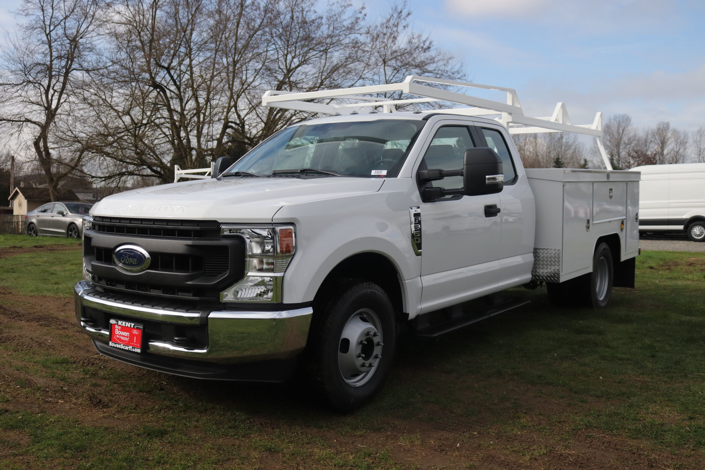 2020 F-350 Super Cab DRW 4x2, Scelzi Service Body #E9282 - photo 1