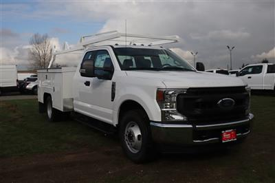 2020 F-350 Super Cab DRW 4x2, Scelzi Service Body #E9282 - photo 4