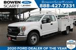 2020 Ford F-350 Super Cab DRW 4x2, Scelzi Signature Service Body #E9282 - photo 1