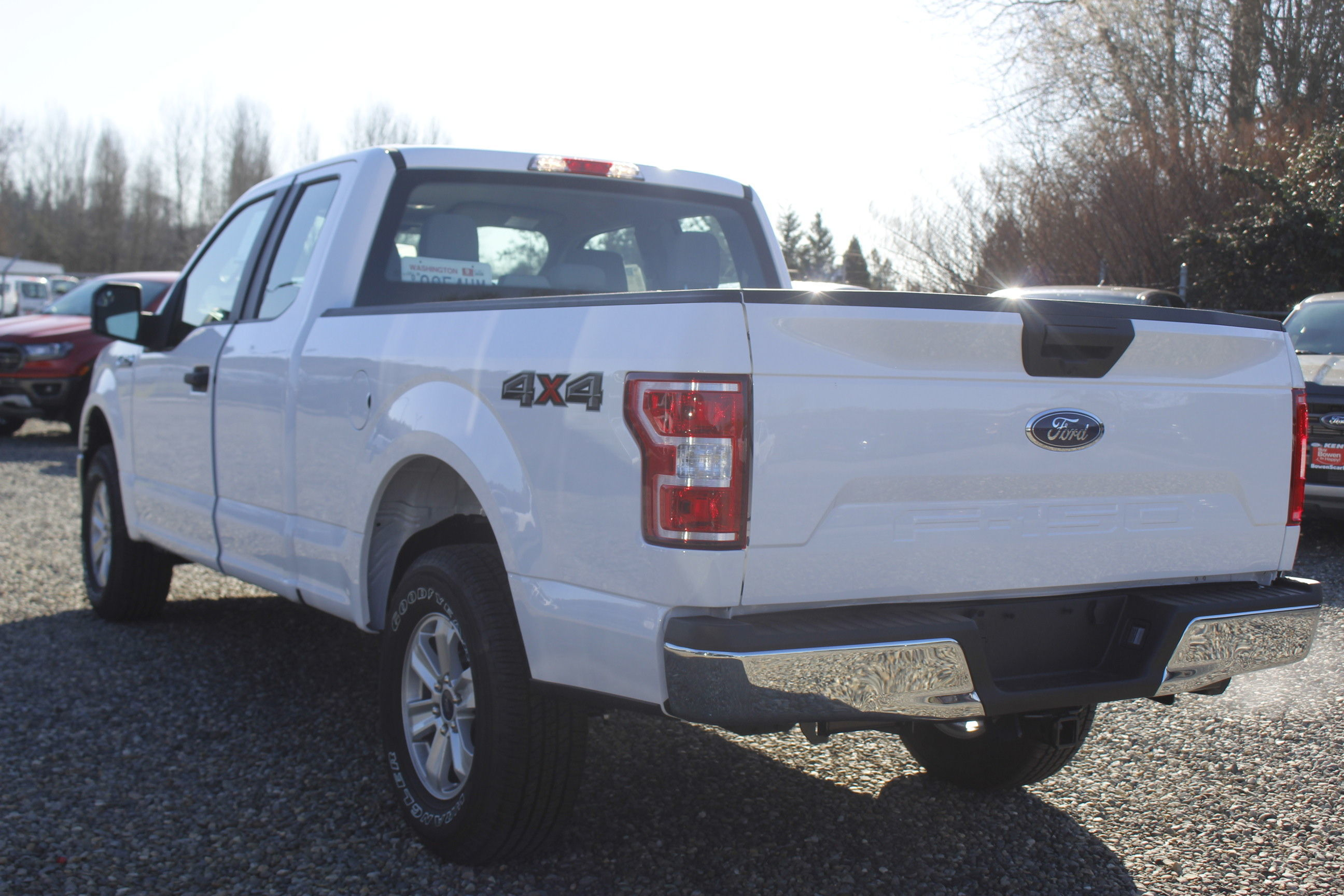 2020 F-150 Super Cab 4x4, Pickup #E9285 - photo 2