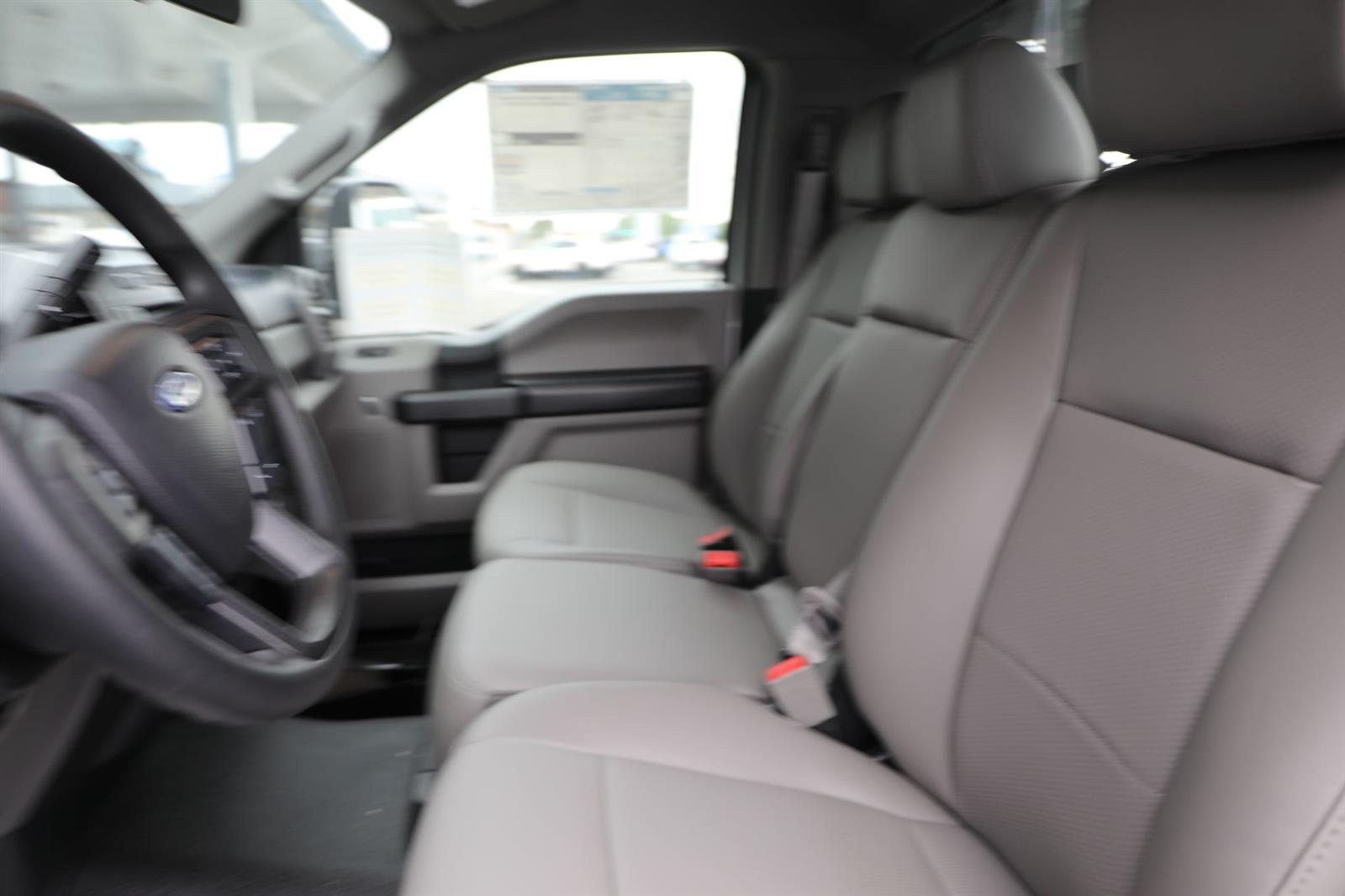 2019 Ford F-550 Regular Cab DRW 4x4, Monroe Work-A-Hauler II Platform Body #E9286 - photo 15