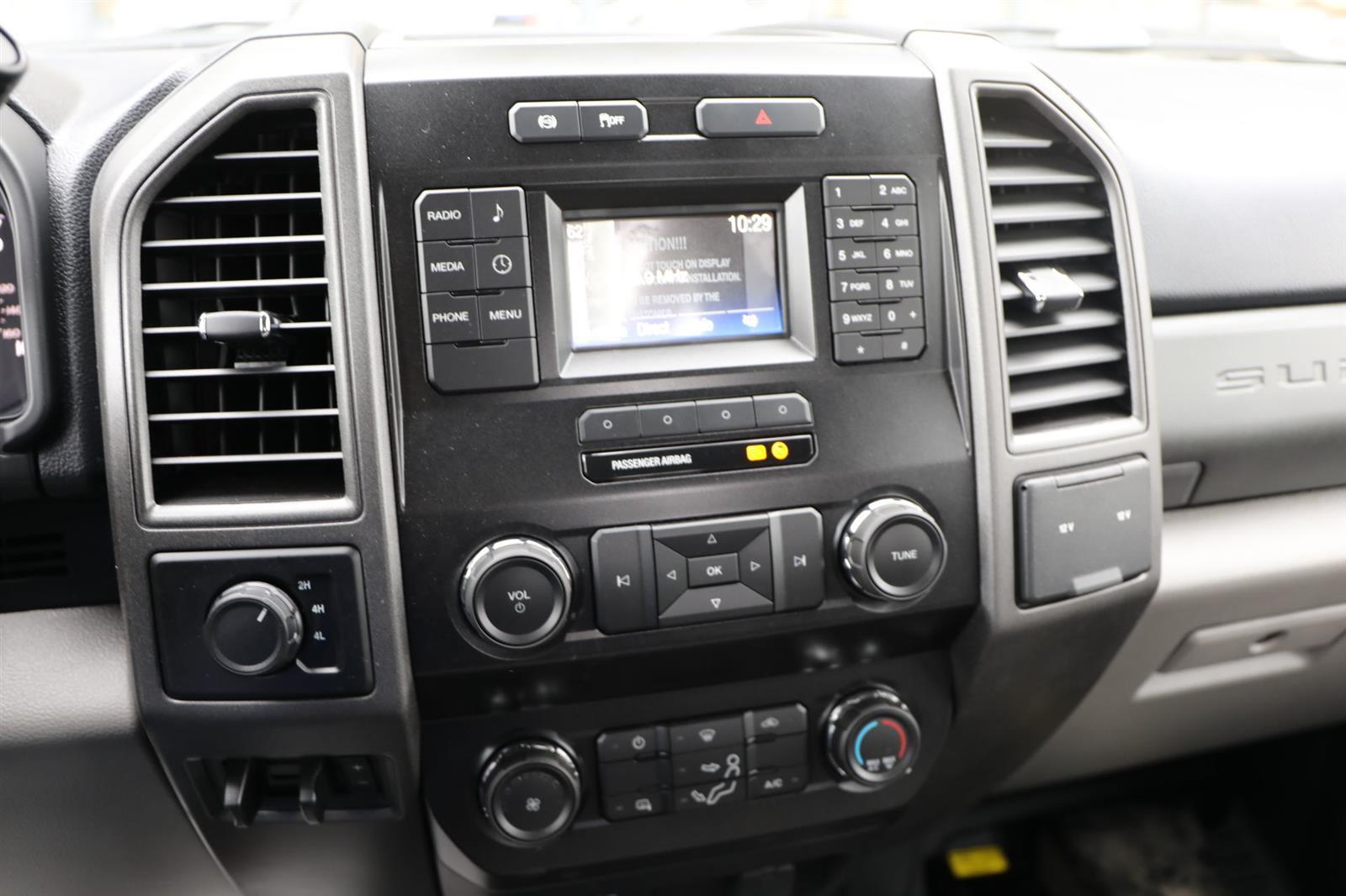 2019 Ford F-550 Regular Cab DRW 4x4, Monroe Work-A-Hauler II Platform Body #E9286 - photo 19