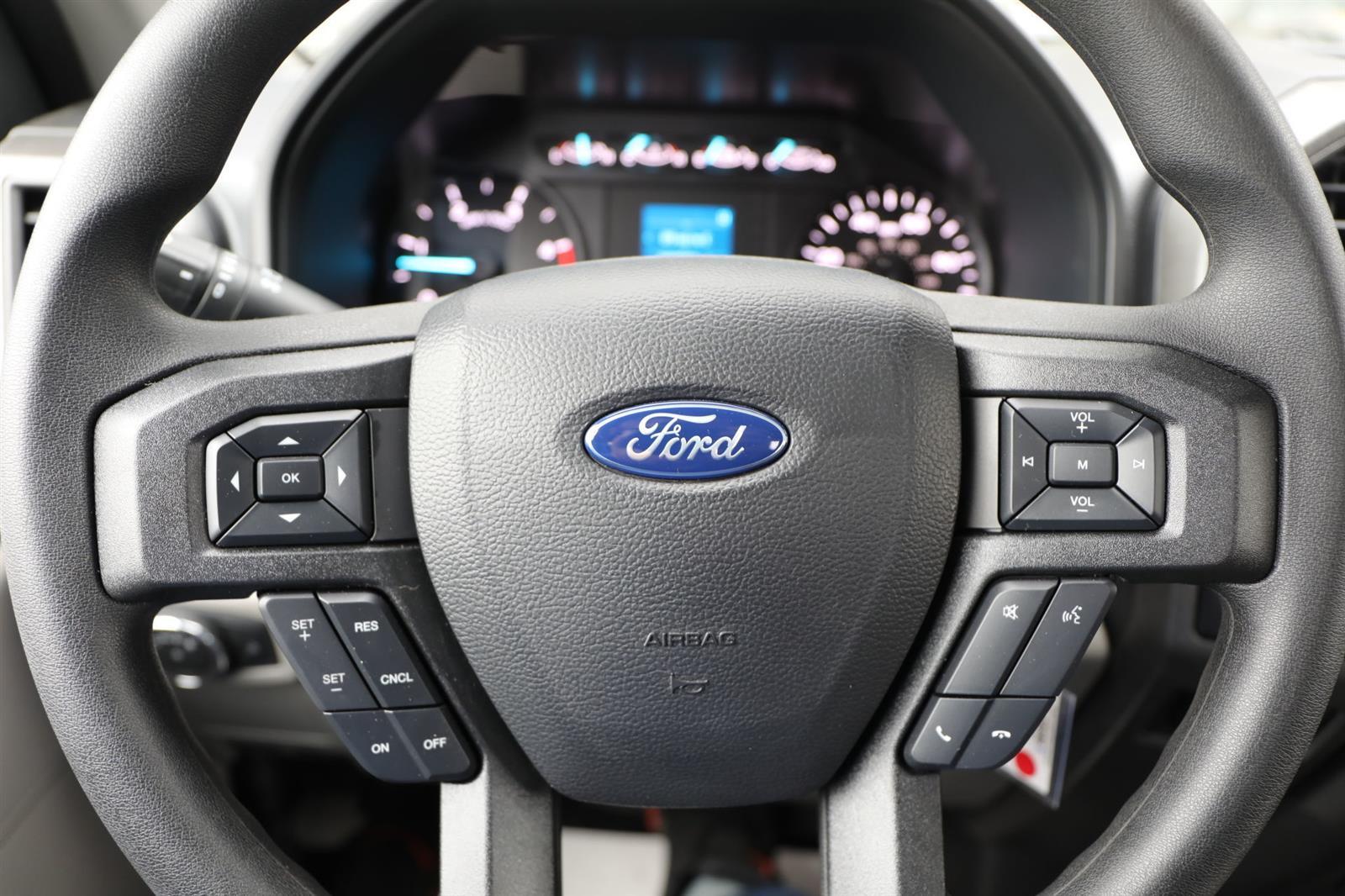 2019 Ford F-550 Regular Cab DRW 4x4, Monroe Work-A-Hauler II Platform Body #E9286 - photo 20