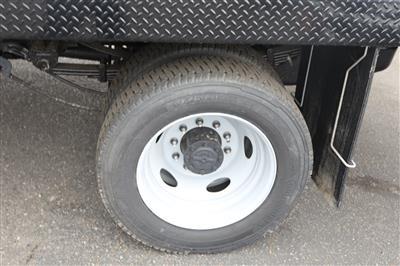 2019 Ford F-550 Regular Cab DRW 4x4, Monroe Work-A-Hauler II Platform Body #E9286 - photo 11