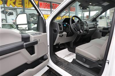 2019 Ford F-550 Regular Cab DRW 4x4, Monroe Work-A-Hauler II Platform Body #E9286 - photo 14