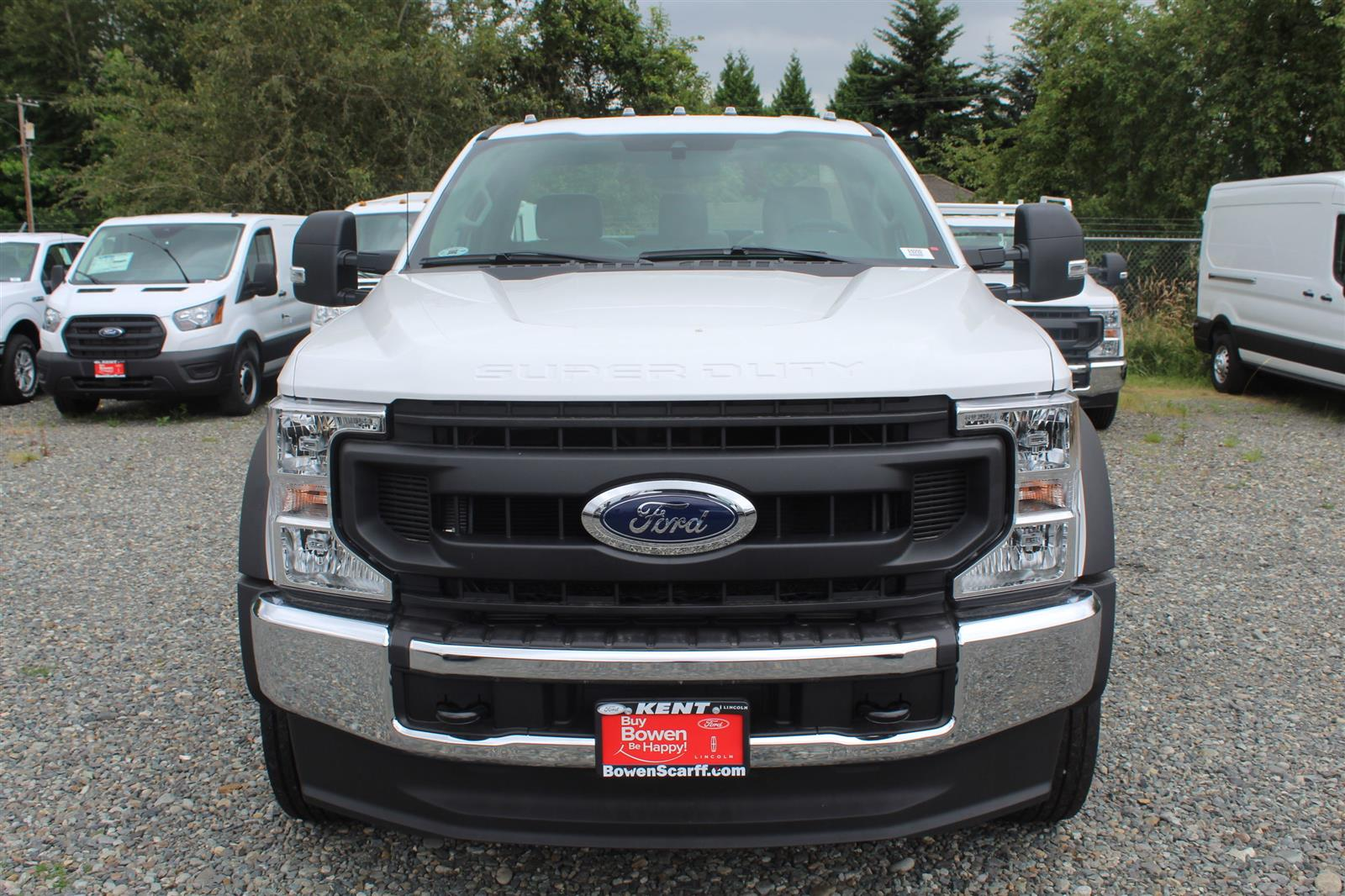 2020 Ford F-450 Regular Cab DRW 4x2, Cab Chassis #E9292 - photo 3
