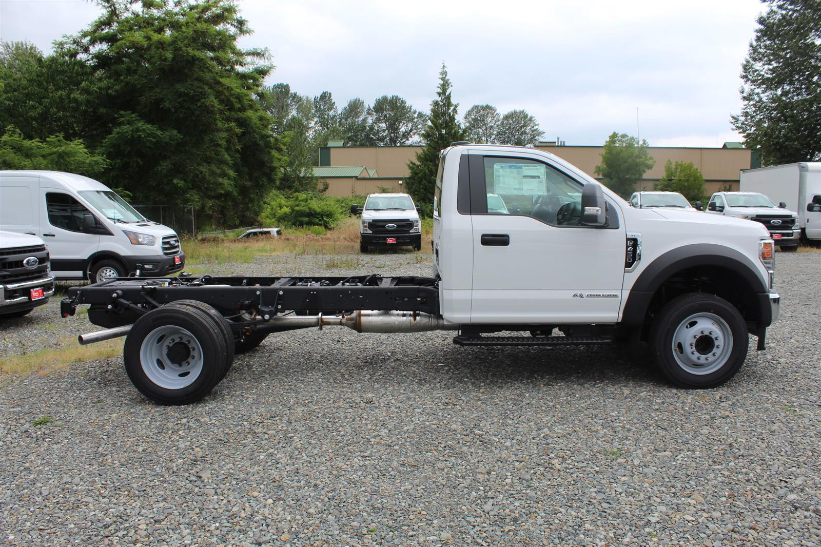 2020 Ford F-450 Regular Cab DRW 4x2, Cab Chassis #E9292 - photo 6