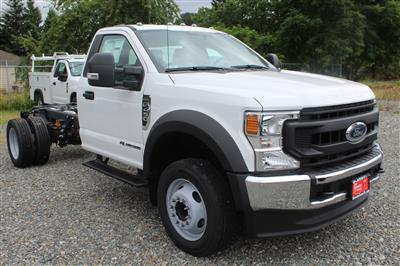 2020 Ford F-450 Regular Cab DRW 4x2, Cab Chassis #E9292 - photo 4