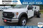 2020 Ford F-450 Regular Cab DRW 4x2, Cab Chassis #E9292 - photo 1