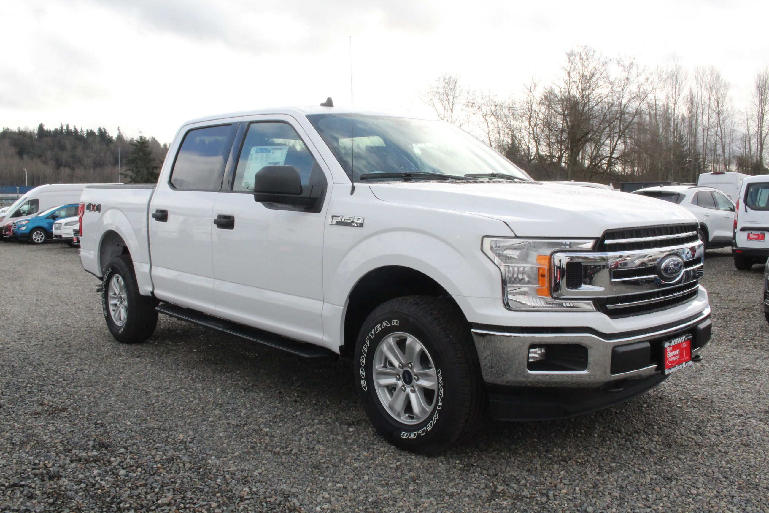 2020 F-150 SuperCrew Cab 4x4, Pickup #E9296 - photo 4