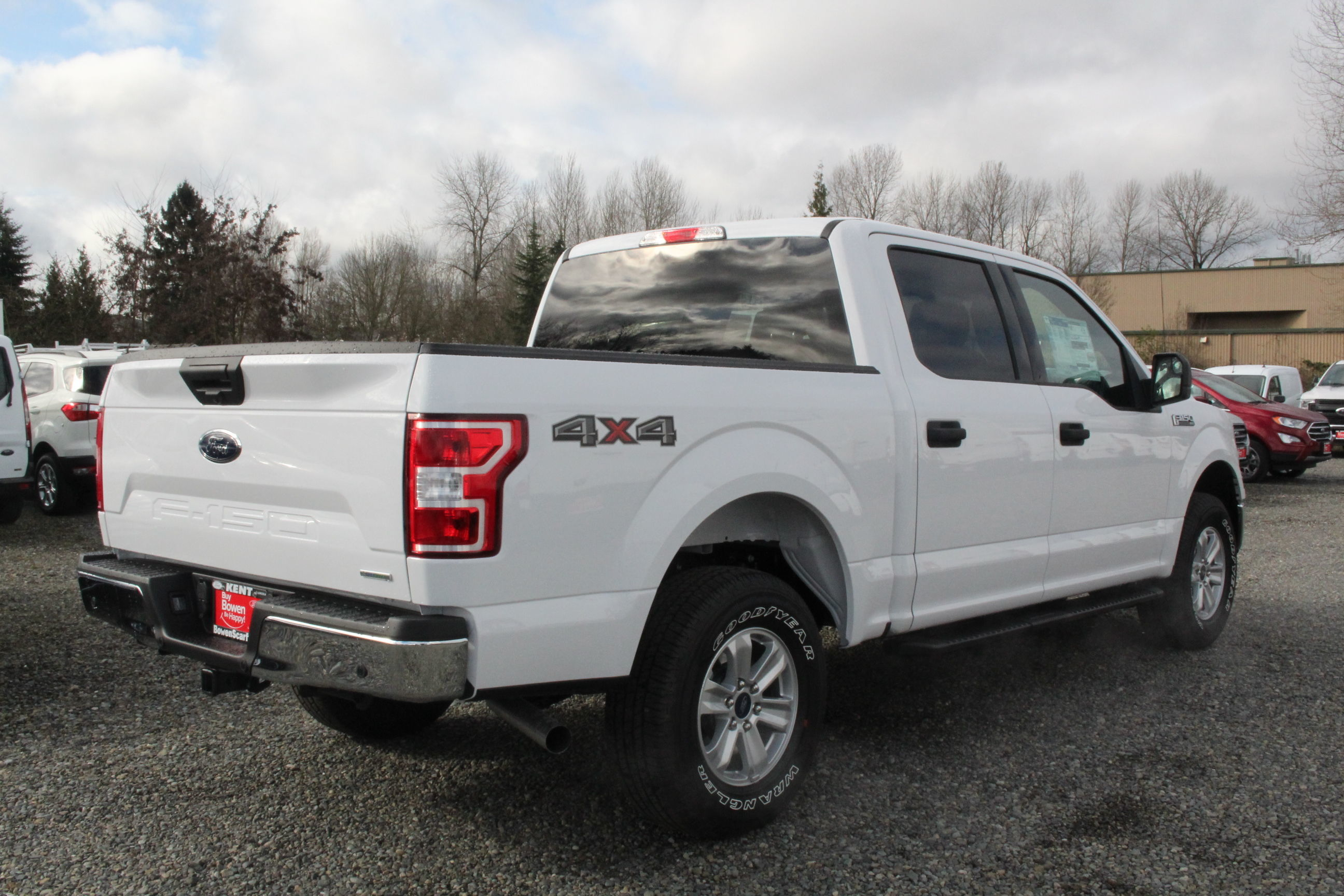 2020 F-150 SuperCrew Cab 4x4, Pickup #E9296 - photo 6